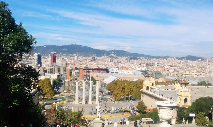Holá Barcelona!