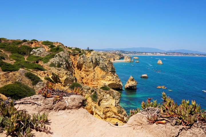 Algarve: Lagos &Umgebung
