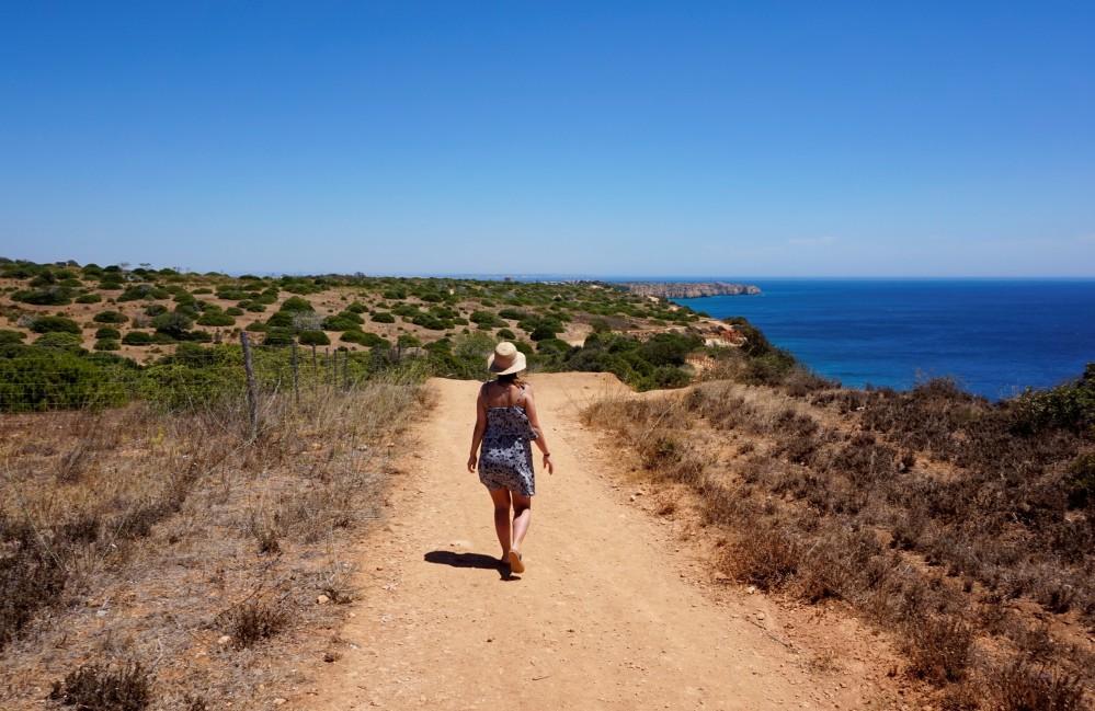 Portugal_Luz_Wanderung