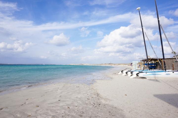 Lieblingsstrände auf Formentera