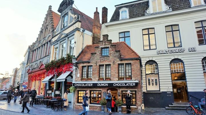 Belgien: Brügge, Antwerpen & DeHaan