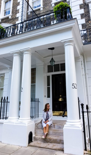 South Kensington_Person