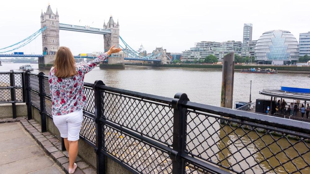Tower Bridge_Person