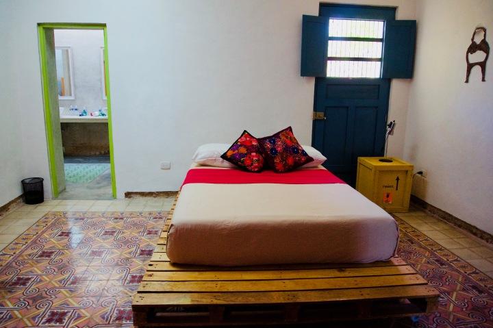Merida_Airbnb_Zimmeransicht - 1