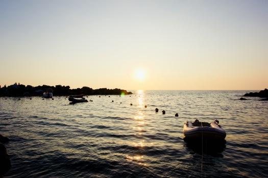Riomaggiore_Sonnenuntergang - 1