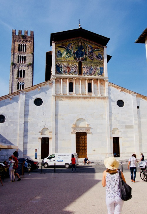 Toskana_Lucca_Kirche_Karo - 1