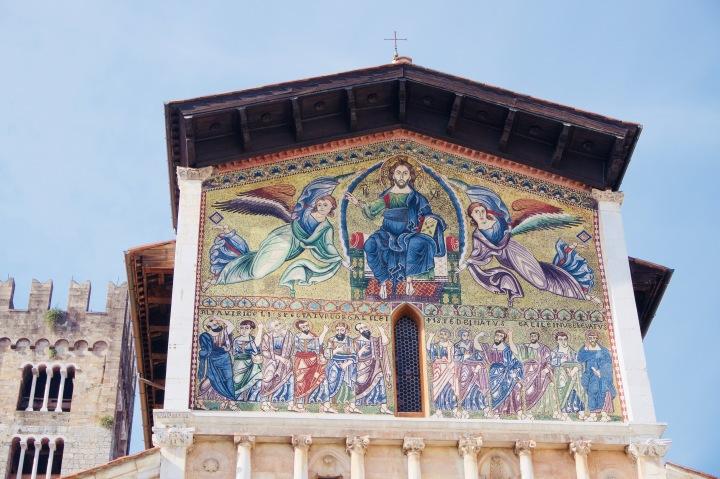 Toskana_Lucca_Kirchenmalerei - 1