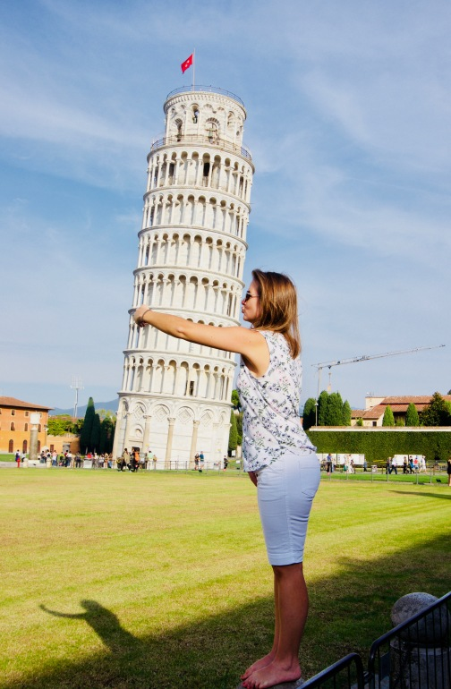Toskana_Pisa_Schiefer Turm_Karo - 1