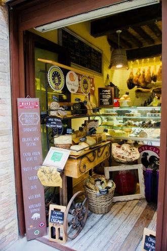 Toskana_San Gimignano_Delikatessen - 1