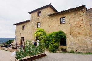 Toskana_San Gimignano_Haus - 1