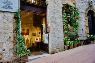 Toskana_San Gimignano_Kunstgallerie - 1
