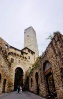 Toskana_San Gimignano_Turm - 1