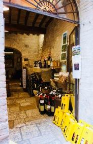Toskana_San Gimignano_Weinsladen - 1