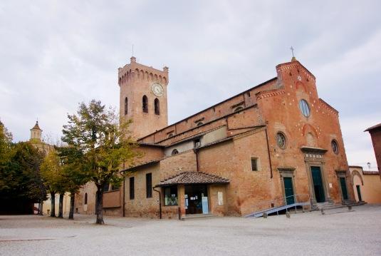 Toskana_San Miniato_Kirche - 1