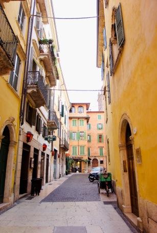 Italien_Venetien_Gasse - 1