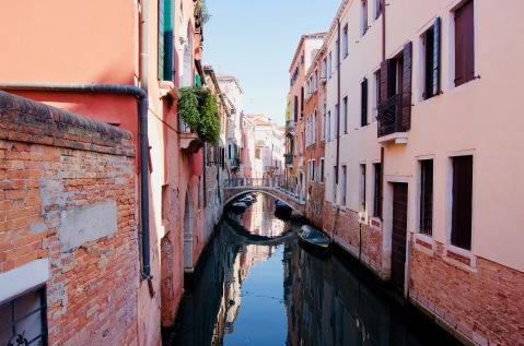 Italien_Venetien_Venedig_Kanal - 1