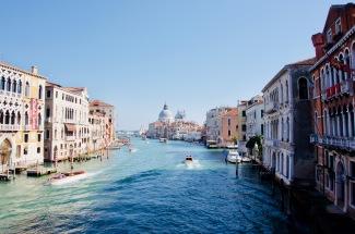 Italien_Venetien_Venedig_Kanal_Grande - 1