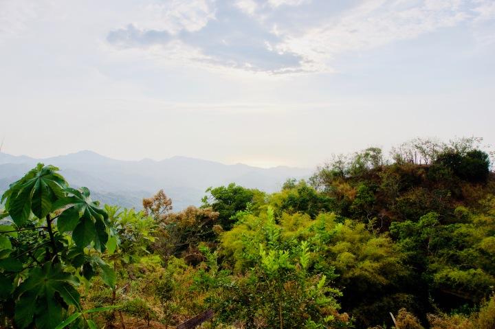 Kolumbien_Minca_Wanderung_Aussicht - 1