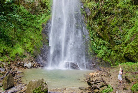 Kolumbien_Salento_Wasserfall_Patrick - 1