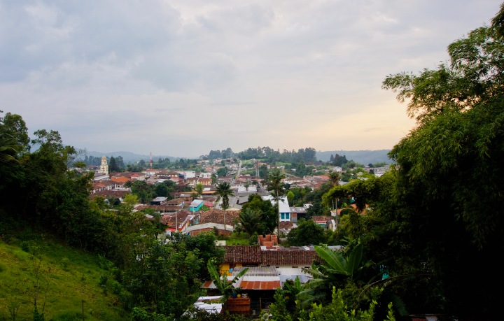 Kolumbien_Salento_Aussichtspunkt - 1