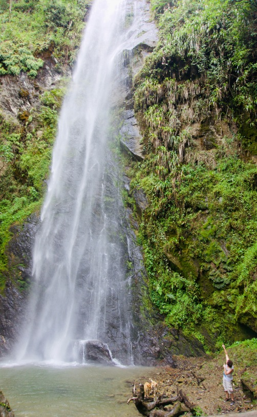 Kolumbien_Salento_Wasserfall_Patrick - 1 Kopie