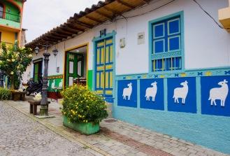 Kolumbien_Guatape_Haus - 1