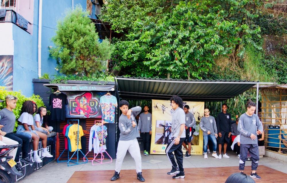 Kolumbien_Medellin_Comuna13_Hiphop - 1