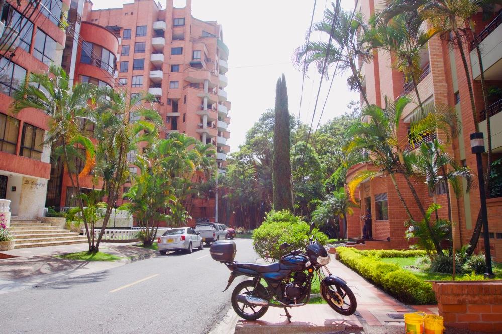 Kolumbien_Medellin_Conquistadores - 1