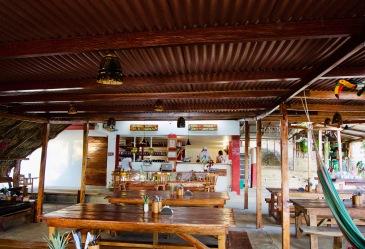 Kolumbien_Minca_Hostel_Gemeinschaftsraum - 1