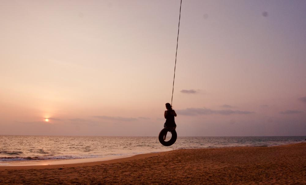 Sri Lanka_Bentota_Swing - 1