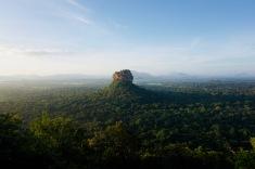 Sri Lanka_Dambulla_Pidurangala Rock - 1