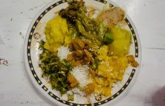 Sri Lanka_Mirissa_Vegan Buffet - 1