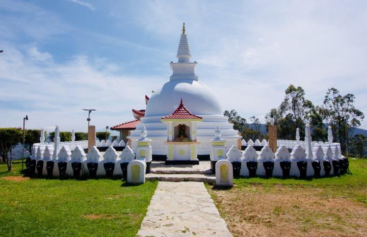 Sri Lanka_Nuwara Eliya_Tempel - 1