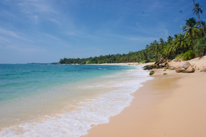 Die schönsten Strände auf SriLanka