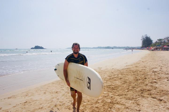 Sri Lanka_Wellingama_Surfen - 1