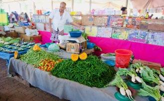 Dambulla_Lokaler Markt - 1