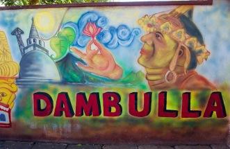 Dambulla_Streetart_Schriftzug - 1