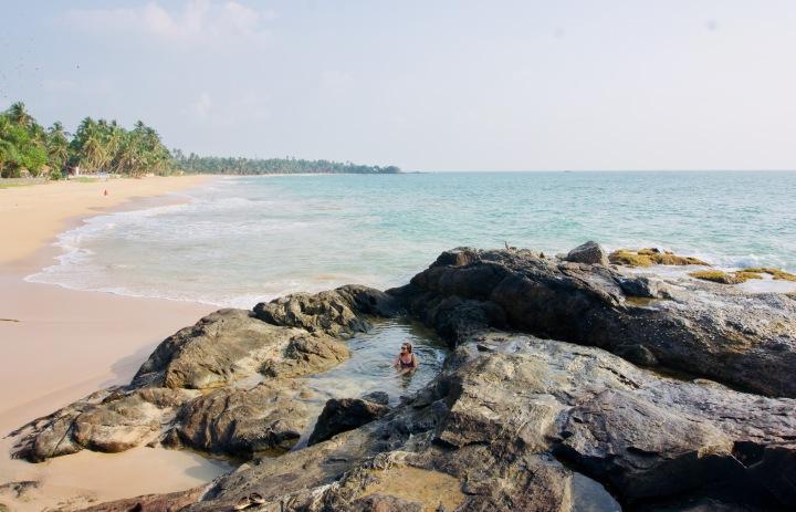 Induruwa Beach_Natürlicher Pool - 1