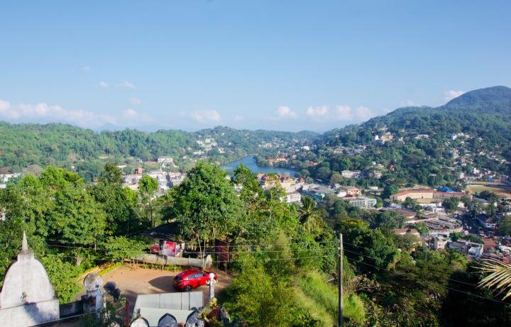 Kandy: Zahntempel, Big Buddha & BotanischerGarten