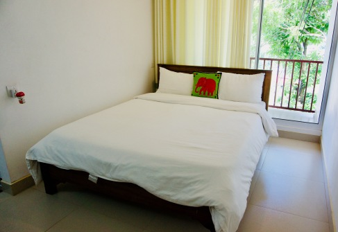 Kandy_White Lodge_Bett - 1