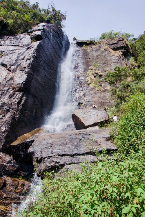 Nuwara Eliya_Wasserfall_Lovers Leap - 1