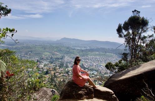Nuwara Eliya_Wasserfall_Lovers Leap_Aussichtspunkt - 1