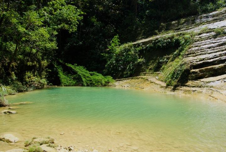 Philippinen_Bohol_Wasserfall_Natürlicher Pool - 1
