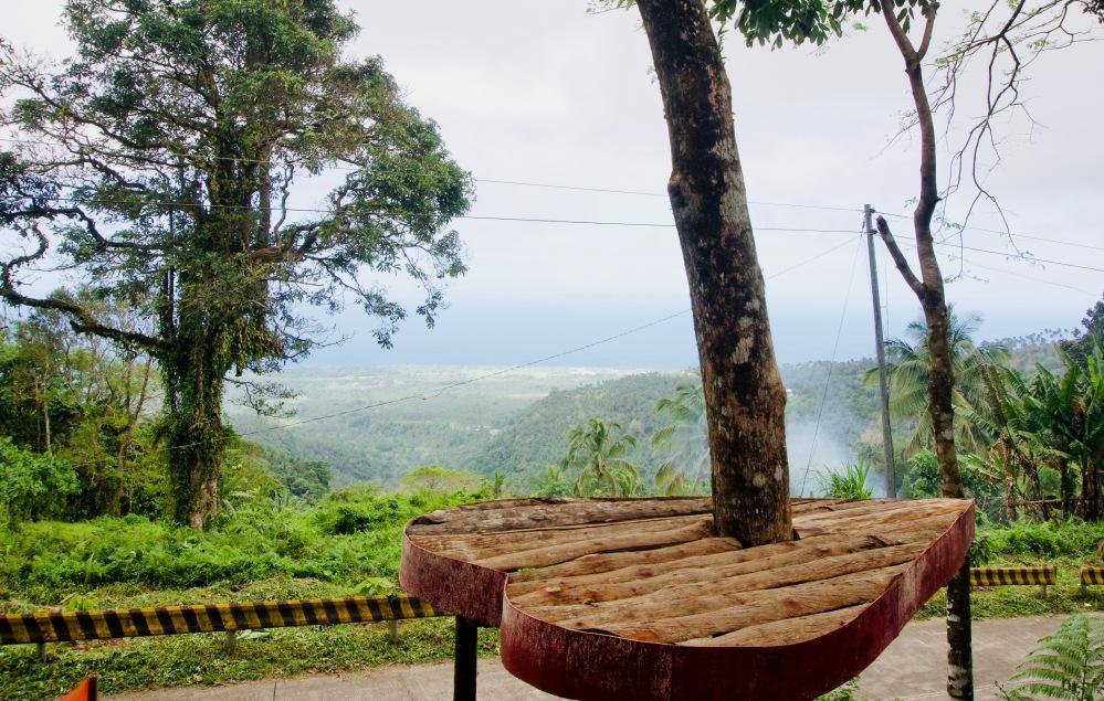 Philippinen_Camiguin_Cafe_Aussicht - 1