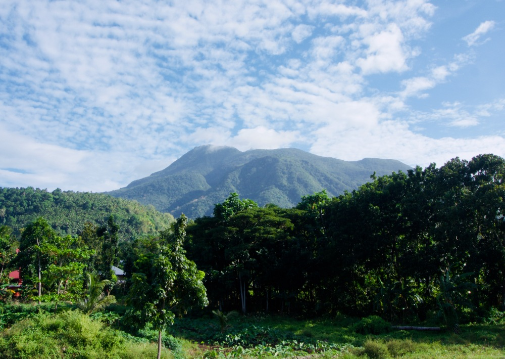 Philippinen_Camiguin_Hibok Hibok Vulkan - 1