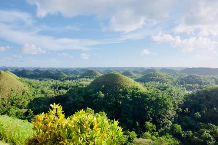 Philippinen_Carmen_Chocolate Hills - 1