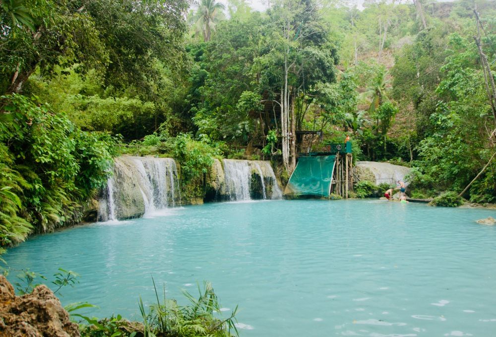 Philippinen_Siquior_Cambugahay Wasserfall - 1 (1)