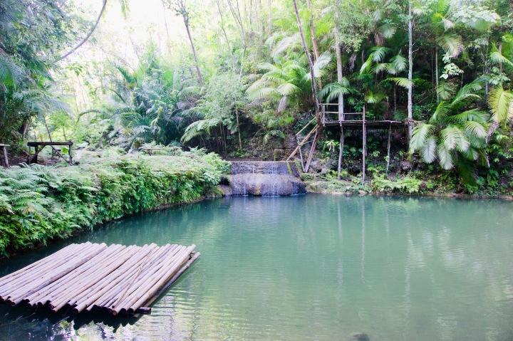 Philippinen_Siquijor_Cangbangag Wasserfall - 1